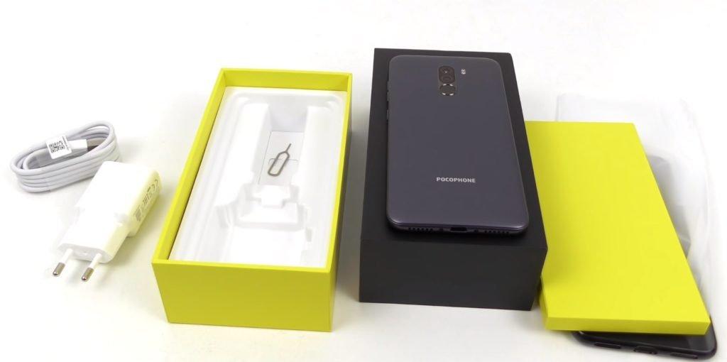 смартфон Pocophone F1