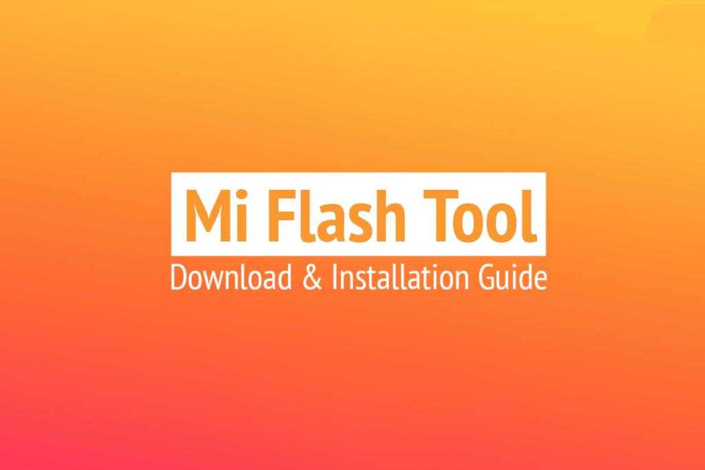 Xiaomi Mi A1 MIUI 9