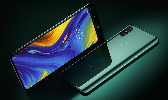 Xiaomi Mi MIX 3 — обзор, характеристики, цена