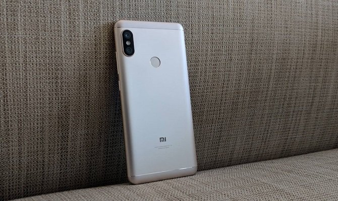 Xiaomi Redmi Note 5 обзор