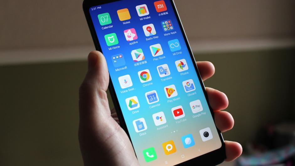 как перезагрузить Xiaomi