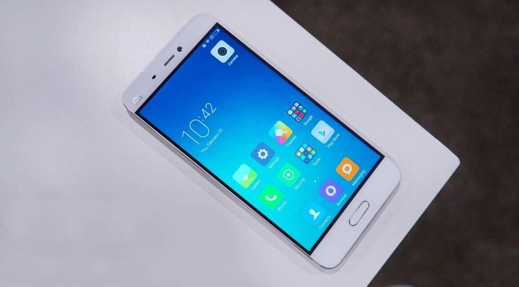 Xiaomi Mi 5 - обзор легкого и мощного смартфона