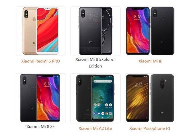 Как отключить монобровь на Xiaomi?