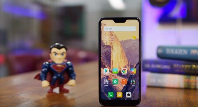 Сравнение Honor 8C и Redmi Note 6 Pro