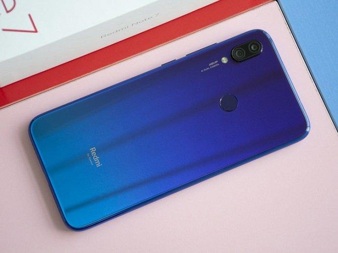 Xiaomi Redmi Note 7 и Note 7 Pro — обзор, характеристики, цена