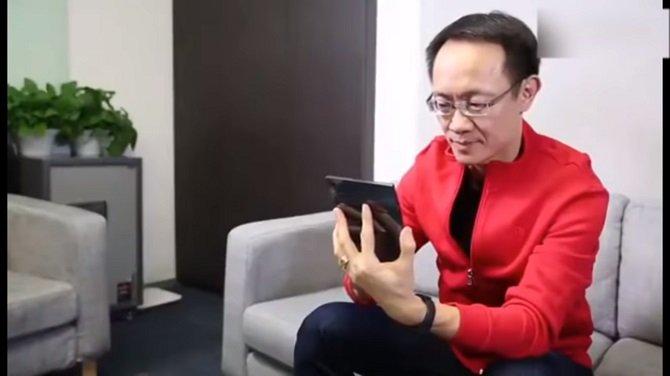 Xiaomi Dual Flex — обзор «фишек» смартфона будущего