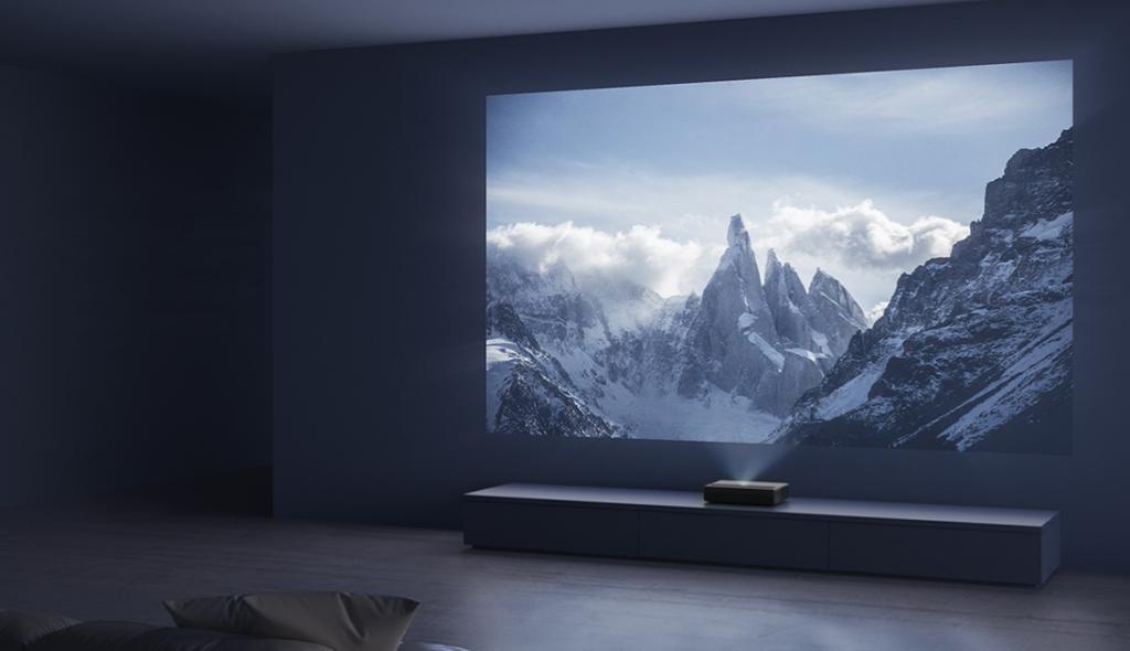 Xiaomi Mijia Laser 150-дюймовый проекционный телевизор 4K