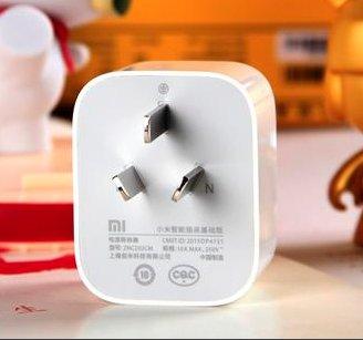 Умная розетка Xiaomi