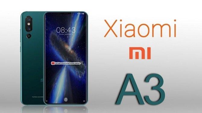 Xiaomi Mi 6X (Mi A3) — дата выхода и характеристики