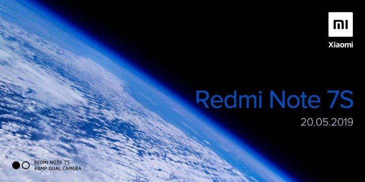 Xiaomi 20 мая представит Redmi Note 7S.