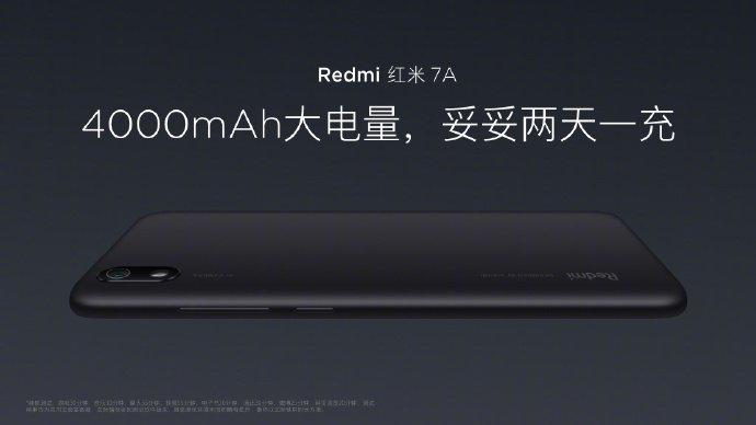 Обзор Redmi 7A: цена и сравнение с конкурентами