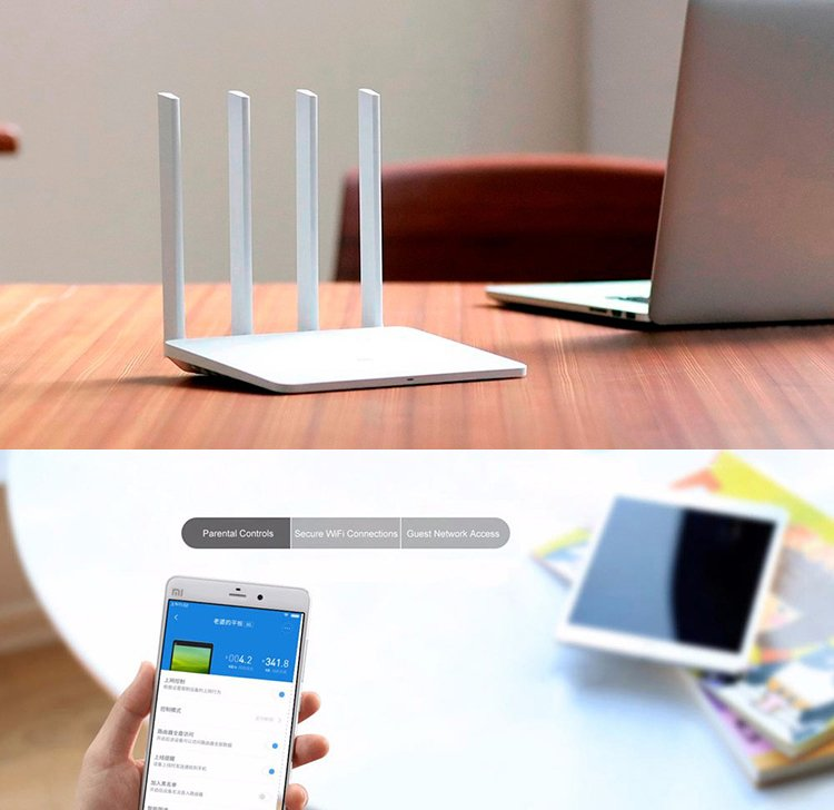 Роутер Xiaomi в умном доме
