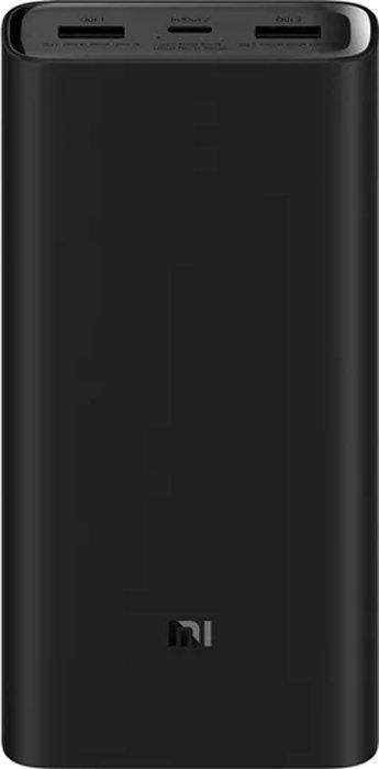 Представлен Xiaomi Mi Power Bank 3 50W.
