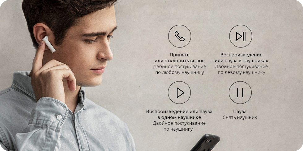 Наушники Xiaomi Airdots Pro 2 обзор.