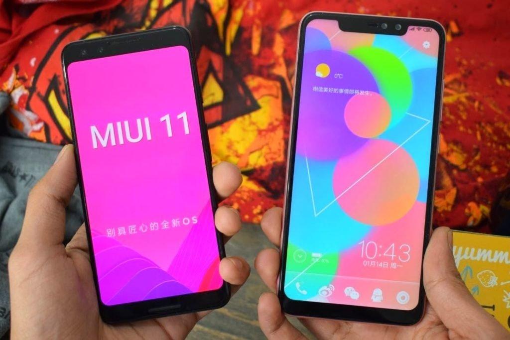 Xiaomi начинает разрабатывать MIUI 12