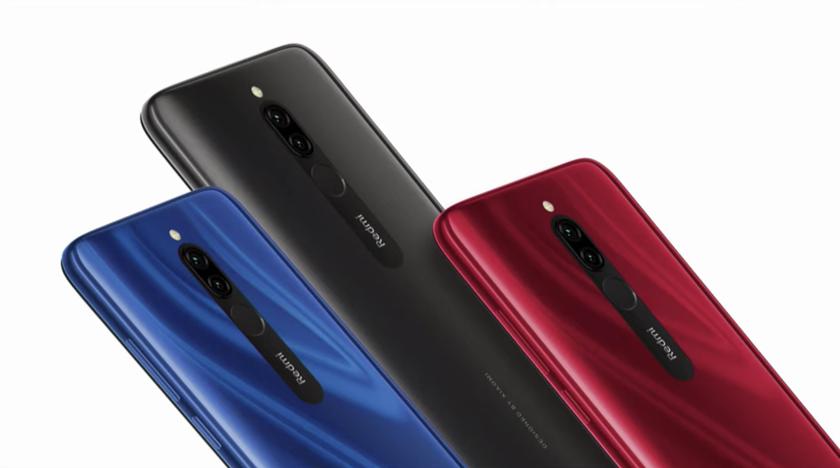 Xiaomi Redmi 8: описание, характеристики и цена