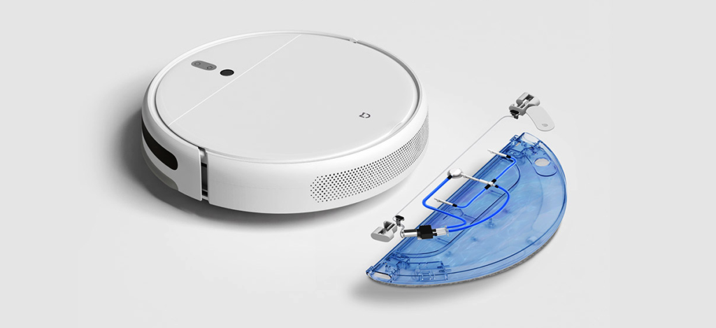 Xiaomi выпускает бюджетную версию моющего робот-пылесоса Mi Vacuum 1C