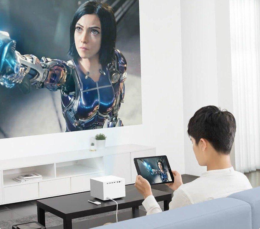 Лазерный проектор Mi Projector Vogue с игровым режимом от Xiaomi