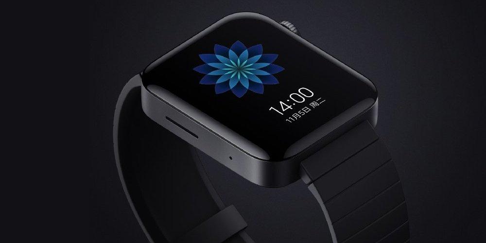 Xiaomi Mi Watch получат обновление OTA 3 декабря.