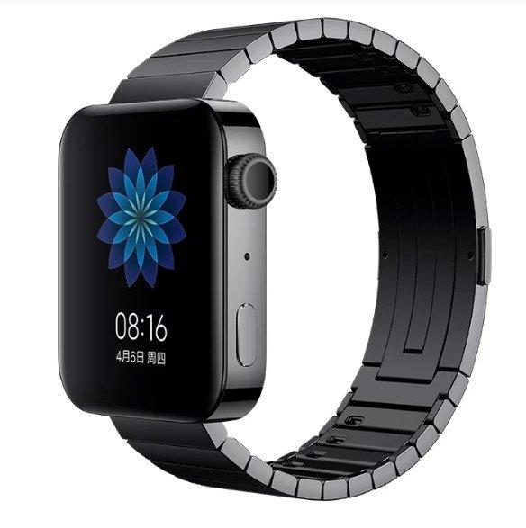 Запуск продаж часов Xiaomi Mi Watch Exclusive Edition