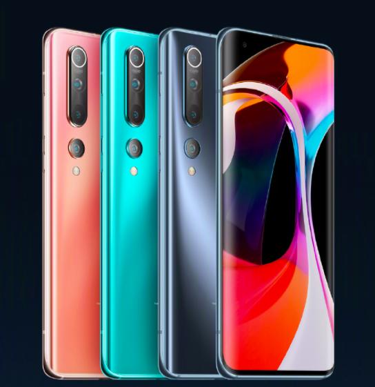 Xiaomi Mi 10 и Mi 10 Pro