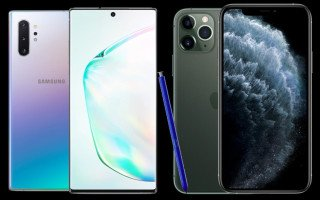 Сравнение камеры Xiaomi Mi Note 10 с iPhone 11 и Samsung Galaxy Note 10